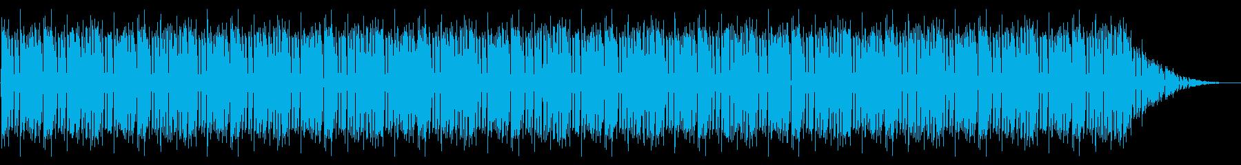 NES アクションC02-1(ステージセの再生済みの波形