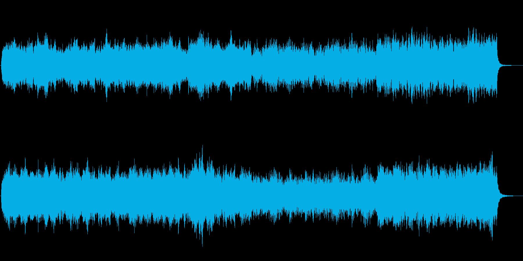 オーボエメインのセンチメンタルな幻想曲の再生済みの波形