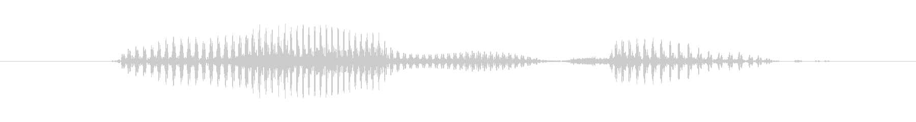 Miyagi Prefecture's unreproduced waveform