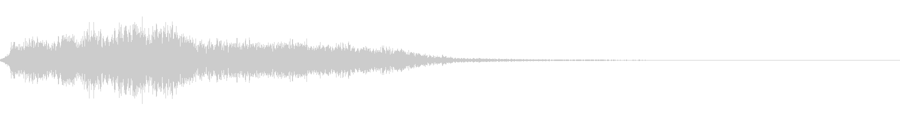 エレック16の未再生の波形