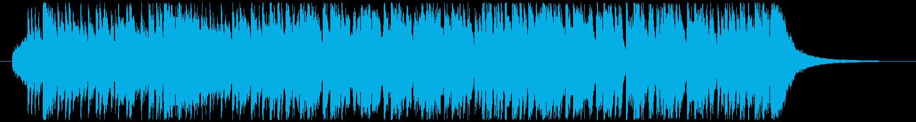 ファンク ゆっくり 魅惑 ワイルド...の再生済みの波形