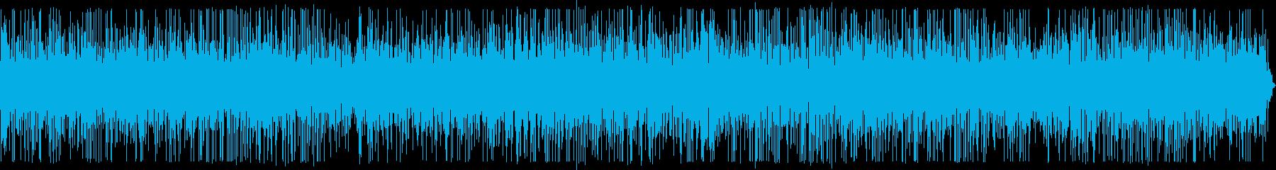 小さな川 (チョロチョロ)の再生済みの波形