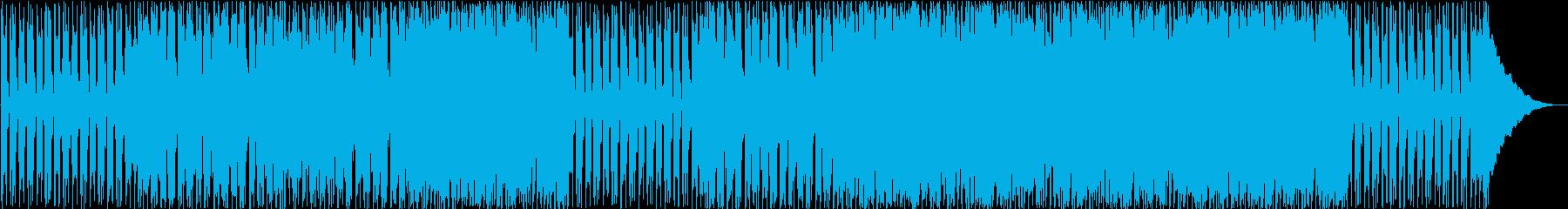 GREAT ESCAPEの再生済みの波形