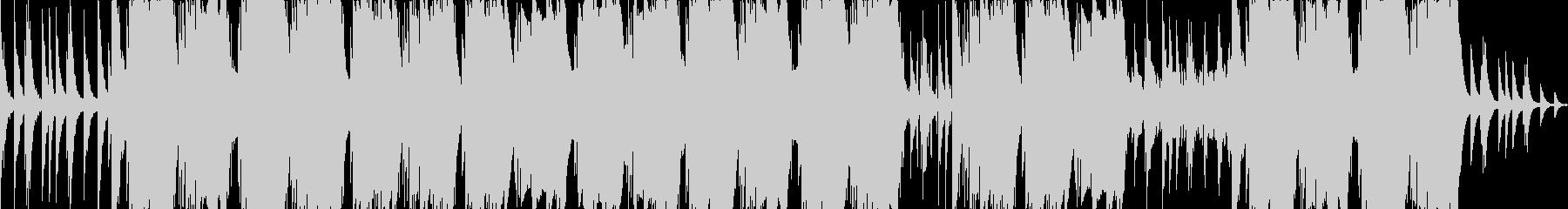 チルなピアノサウンドが印象的なトラップの未再生の波形