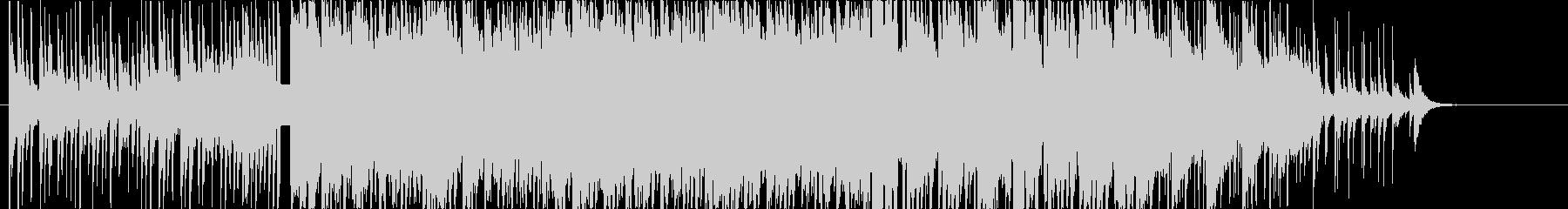 激しくダークな三味線ロック-短縮版-の未再生の波形