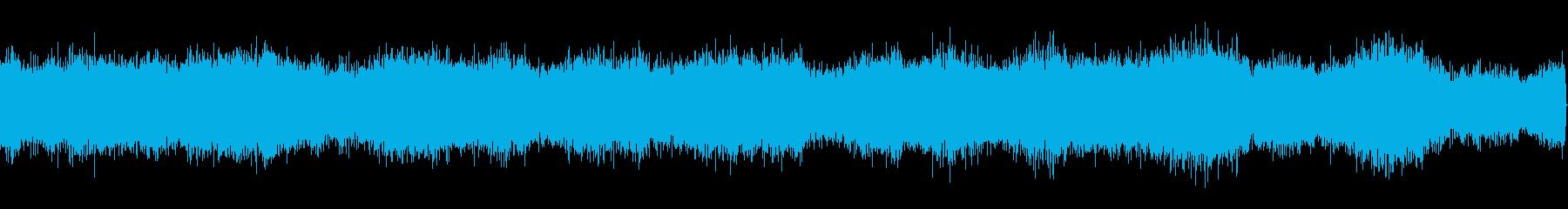 北海道虫の声(夏)の再生済みの波形