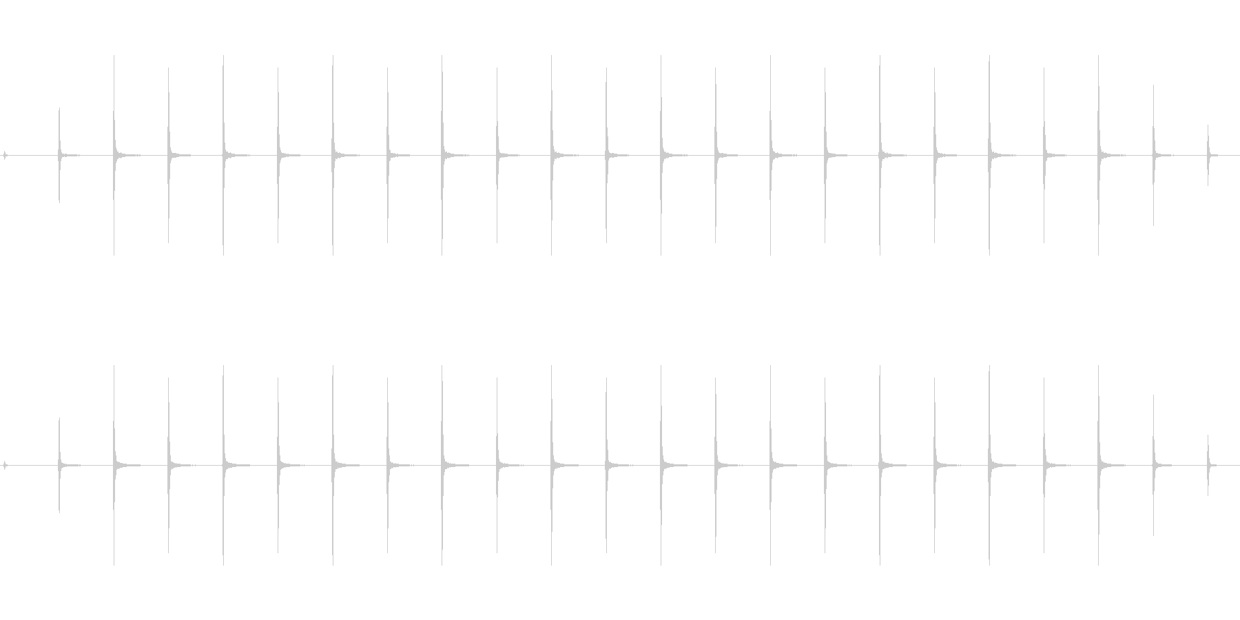 時計 ticktock_30-3_revの未再生の波形