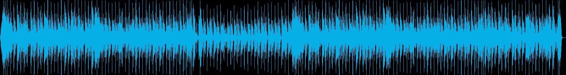 レゲエ研究所バウンシーファンポジテ...の再生済みの波形
