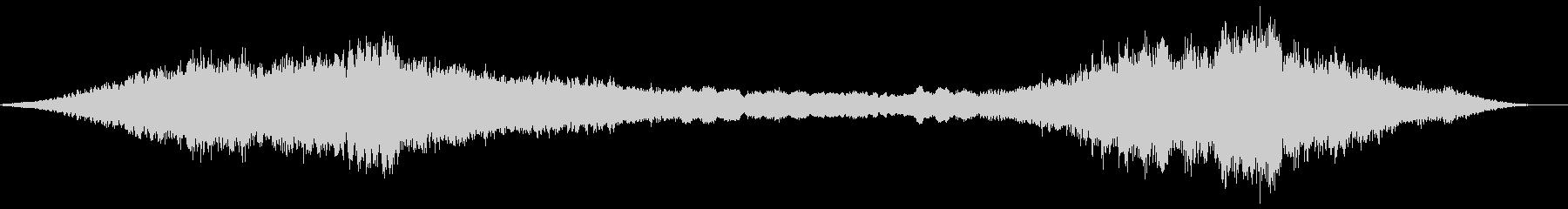 【ダークアンビエント】神殿の中_02の未再生の波形