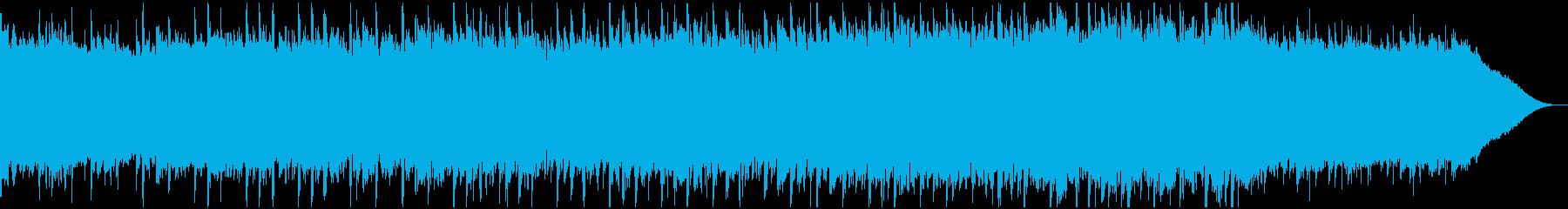 60秒,企業VP,コーポレート,明るいの再生済みの波形