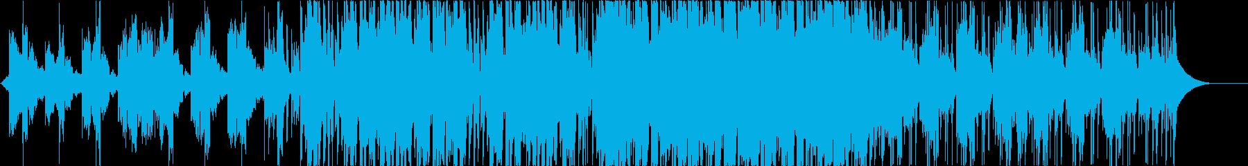 ほのぼのサマー夏の日_Vo Shortの再生済みの波形