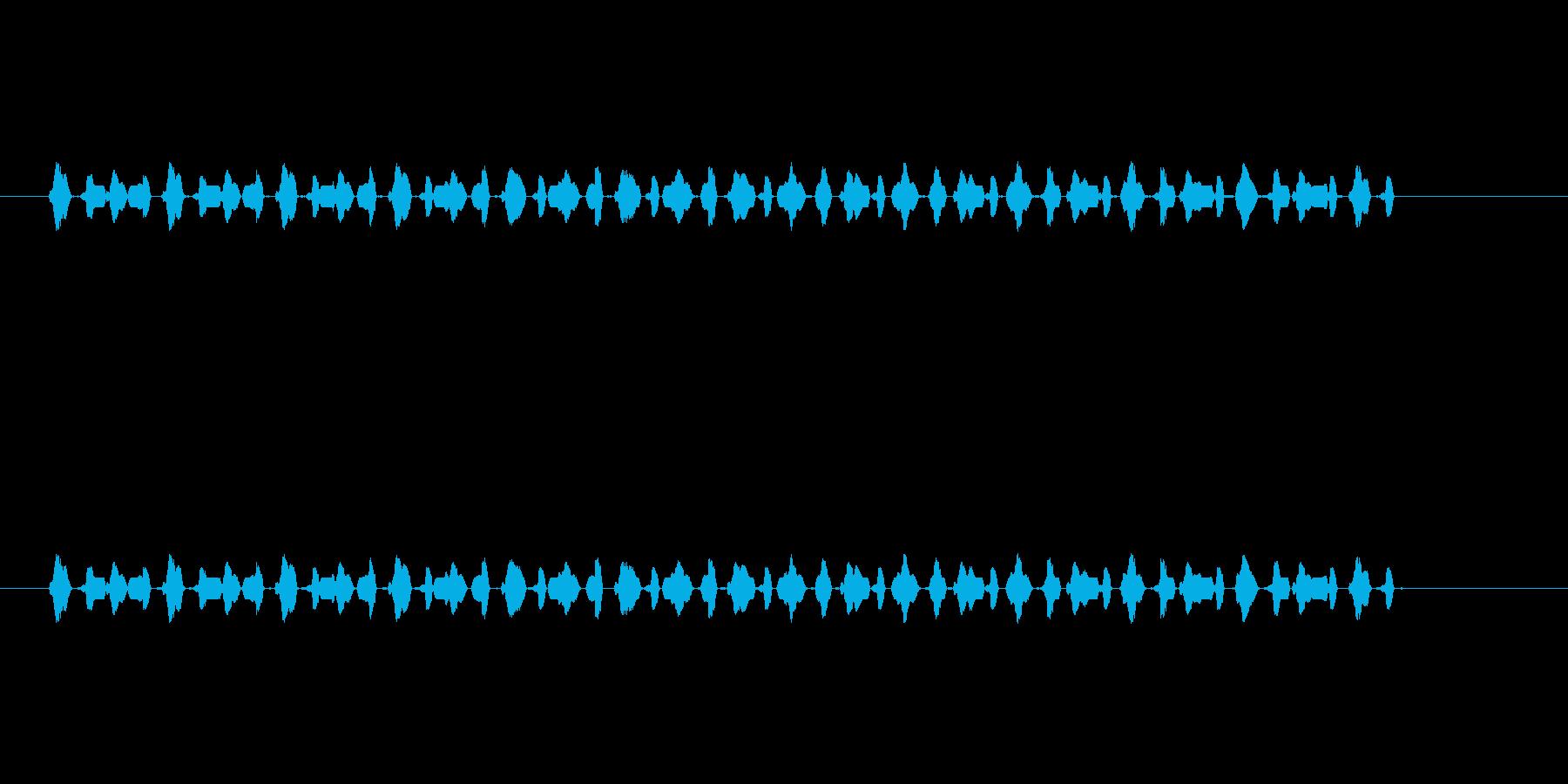 【サイバー20-3】の再生済みの波形