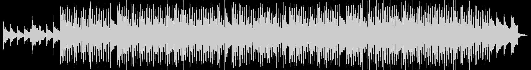 【コーポレート音楽】落ち着く・トロピカルの未再生の波形