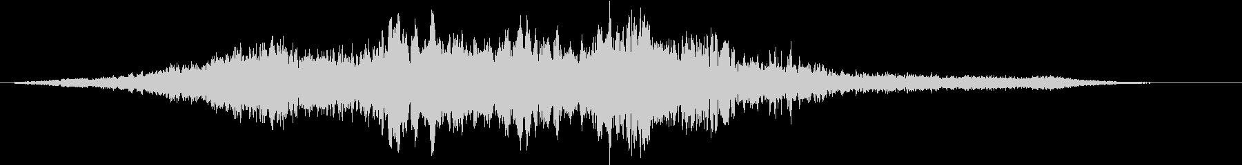 【ダーク】  Texture_02の未再生の波形
