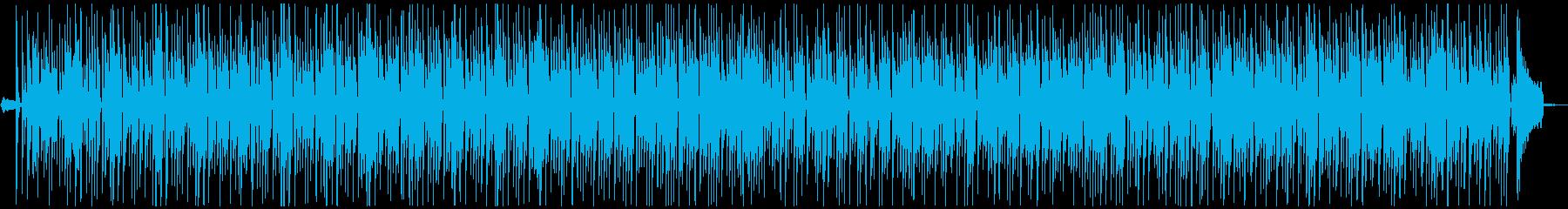犬のハッピーで明るいポップなBGMの再生済みの波形