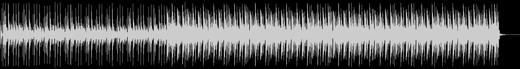 ビートの強いディープハウスNo681_2の未再生の波形