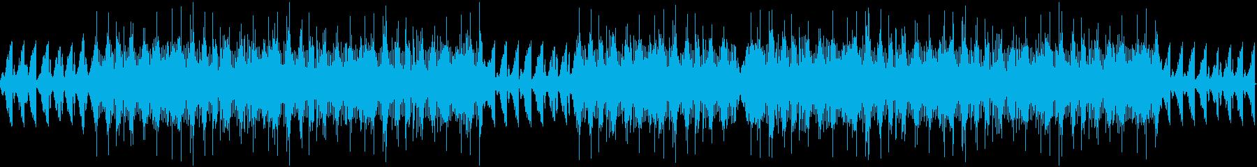 Chaos Trap Beatの再生済みの波形
