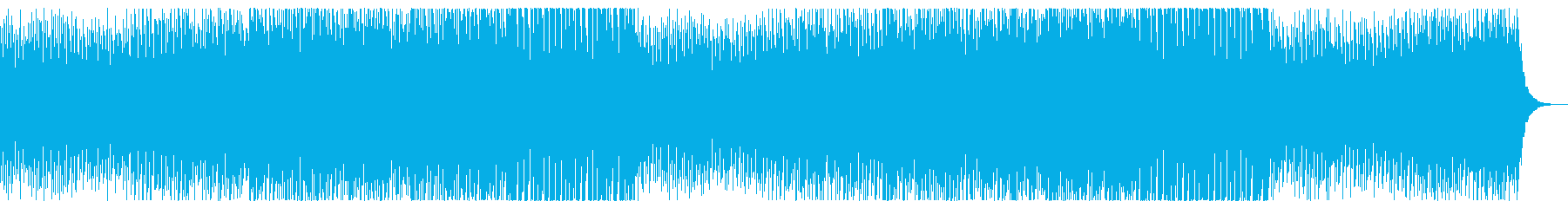 企業VP エネルギッシュさわやか 活気の再生済みの波形