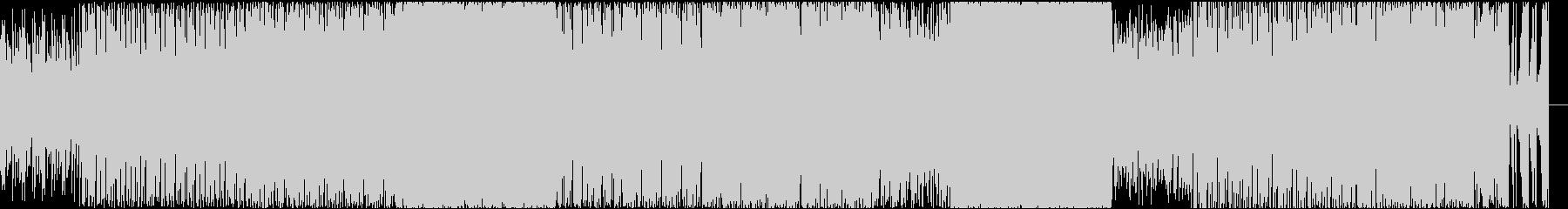 Hiphop/Piano/和風の未再生の波形