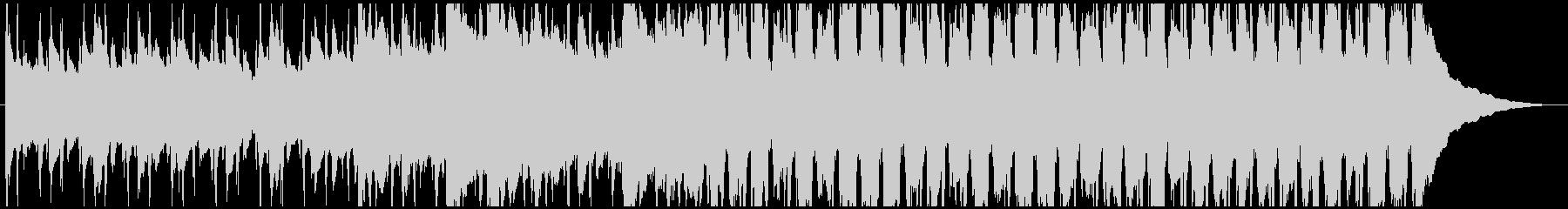 明るく、リズミカルなアコギのPopsの未再生の波形