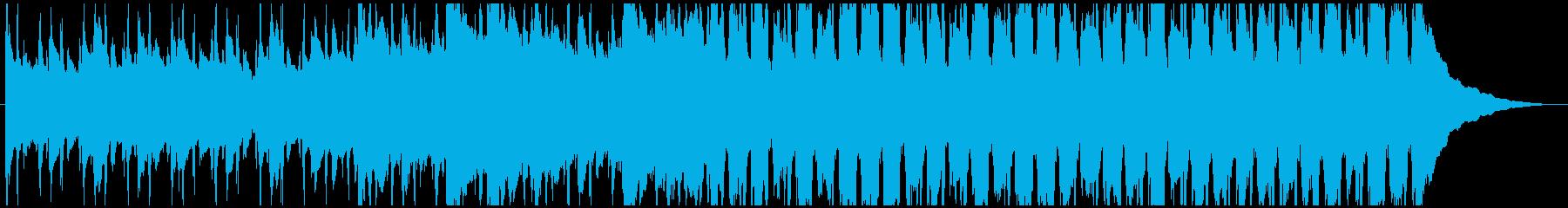 明るく、リズミカルなアコギのPopsの再生済みの波形