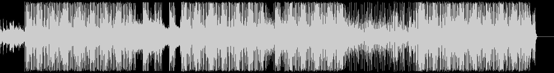 フワッと軽やかなエレクトロポップの未再生の波形