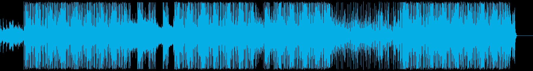 フワッと軽やかなエレクトロポップの再生済みの波形