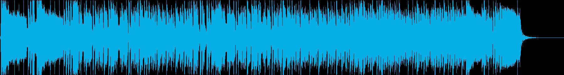 爽やかなコーラス隊のpops(短縮版)の再生済みの波形