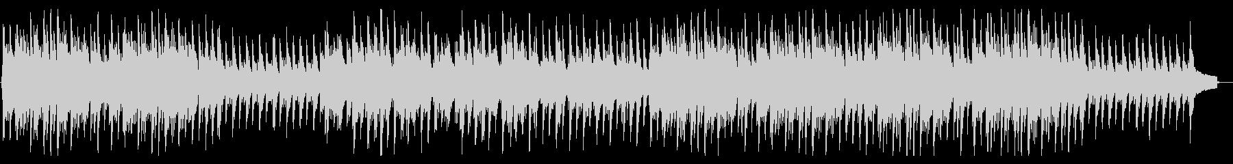 ピアノとアコギの感動的なエンディング曲の未再生の波形