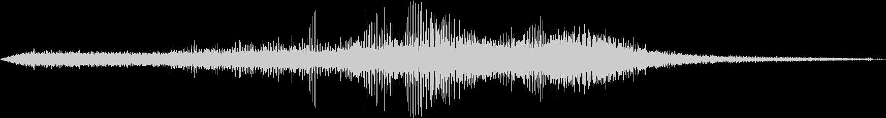 LABRADOR SEARCH a...の未再生の波形