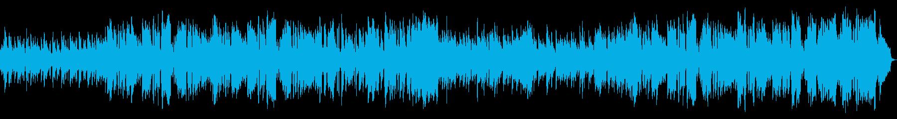 7/10なJazzの再生済みの波形