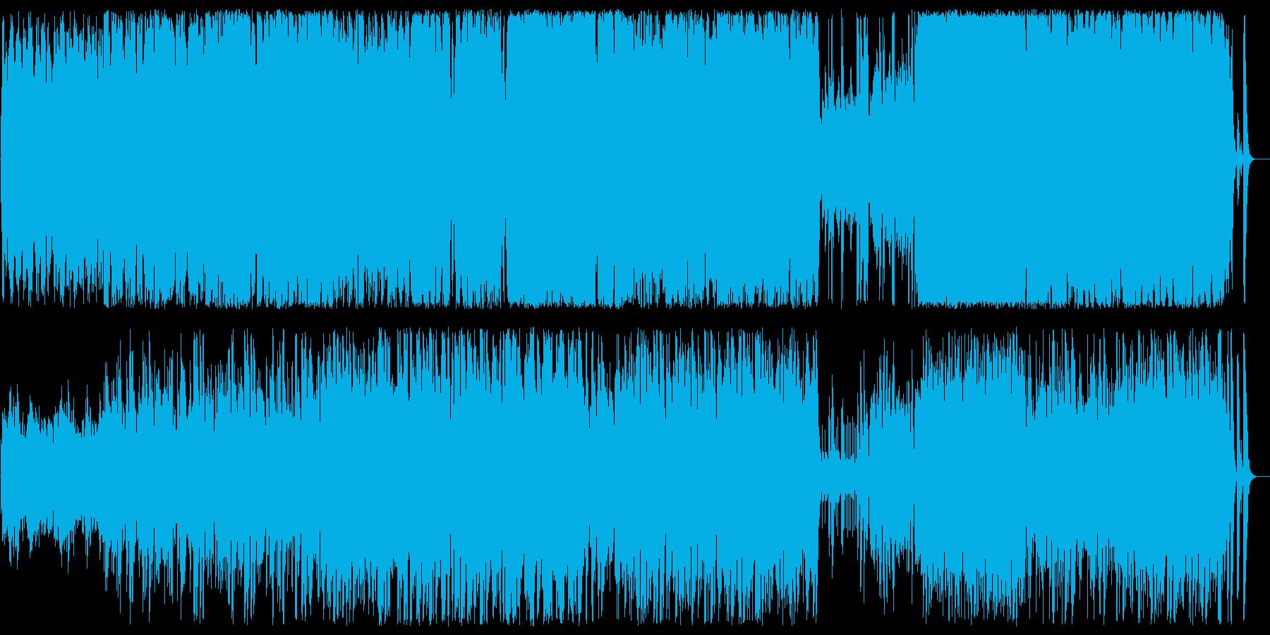 不思議で異次元なスピリチュアルサウンドの再生済みの波形