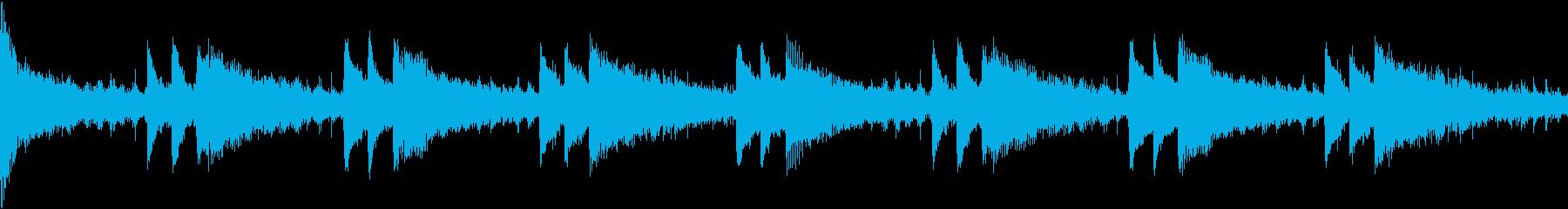 【ループE】パワフルで高揚感ピアノEDMの再生済みの波形