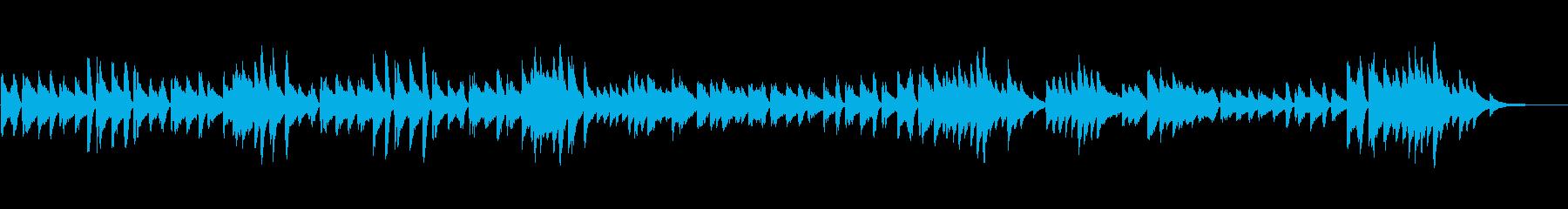 シューマン 軽快で純朴なピアノ曲 高音質の再生済みの波形