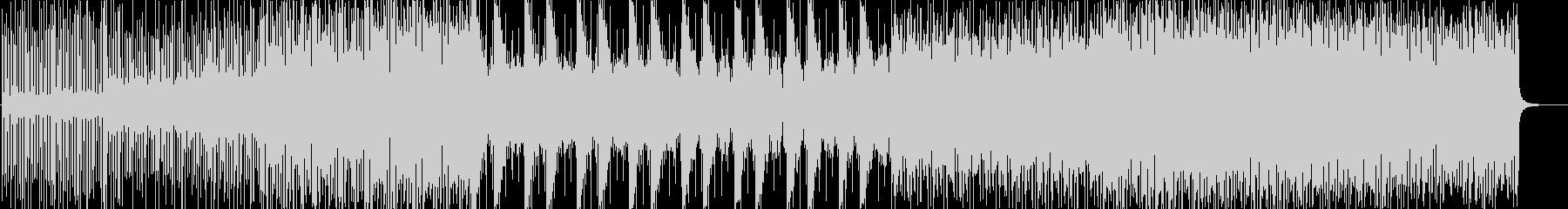 WAVE 16bit 44.1khzの未再生の波形