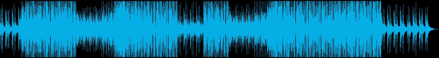 kpop・niziu風・カワイイダンスの再生済みの波形