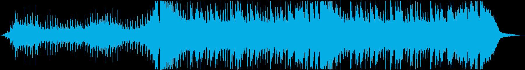 アンビエント 実験的な 燃焼 シン...の再生済みの波形