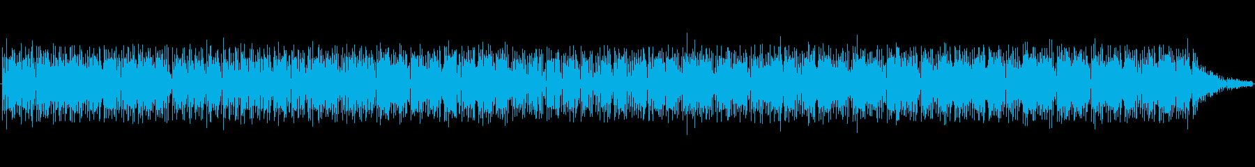 ラテン語リズミカルなホーンアップビ...の再生済みの波形