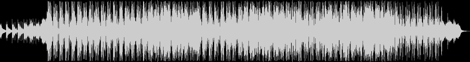 オリエンタルな雰囲気のバラード2の未再生の波形
