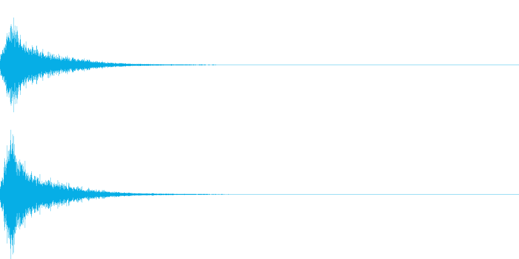 ジャン(オーケストラヒット中クラシック)の再生済みの波形