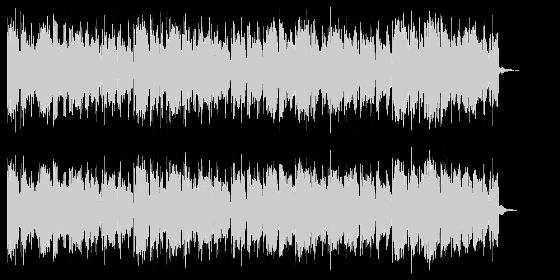 おとぎの国で聞くにぎやかな音楽の未再生の波形