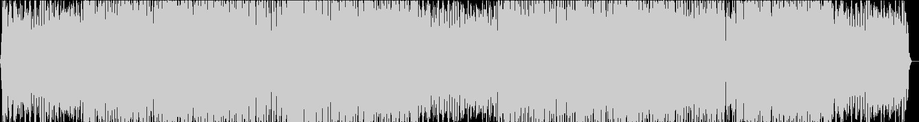 【ハウス】ラウンジで流れてそうなEDMの未再生の波形