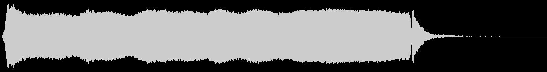 空気圧インパクトレンチ:ロングドライランの未再生の波形