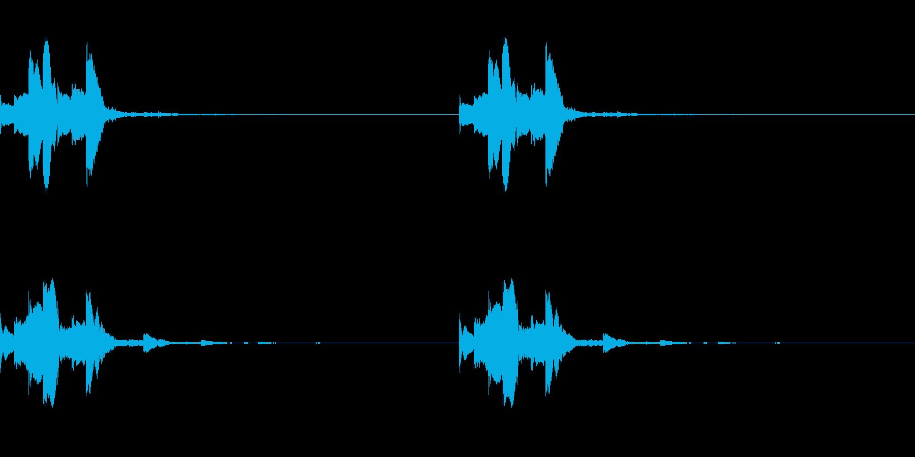 Tech テクノフレーズ 3 音楽制作用の再生済みの波形