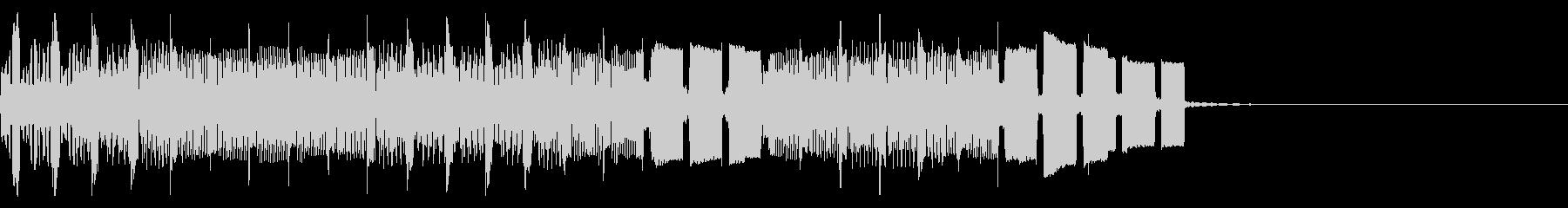 [8Bit]レトロゲーム系SE-12の未再生の波形