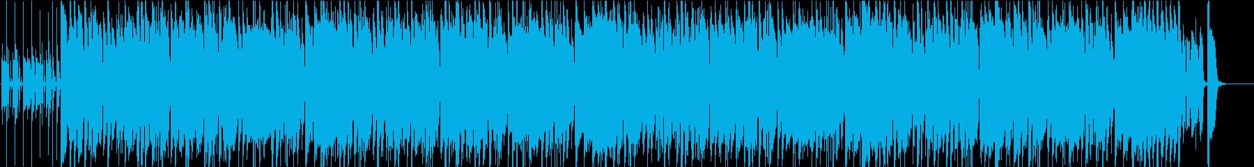 明るくてかっこよいロックPop(短縮版)の再生済みの波形