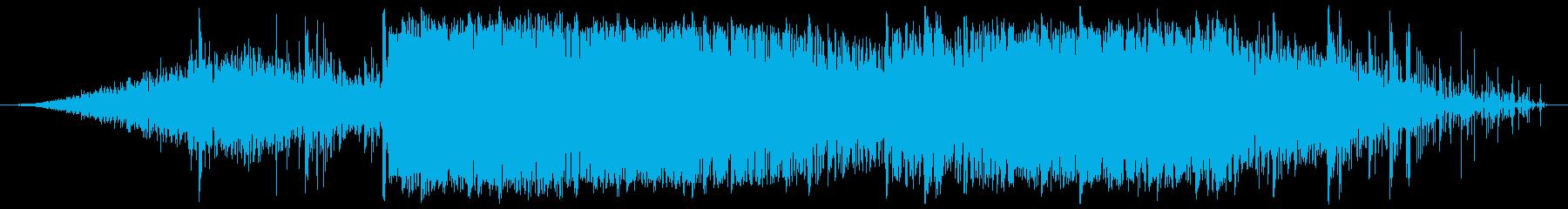 ROCK DEBRISを使用したス...の再生済みの波形