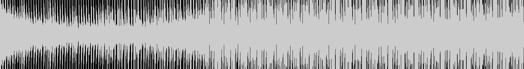 ハウス ダンス プログレッシブ ア...の未再生の波形