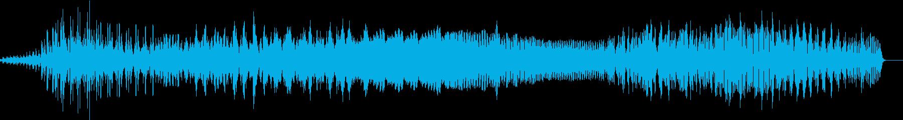 うぉおお!の再生済みの波形