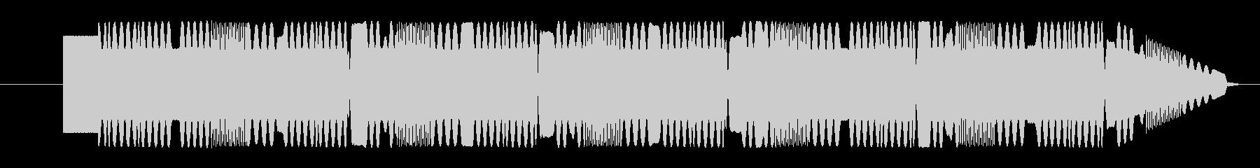 FX アーケードプレイング01の未再生の波形